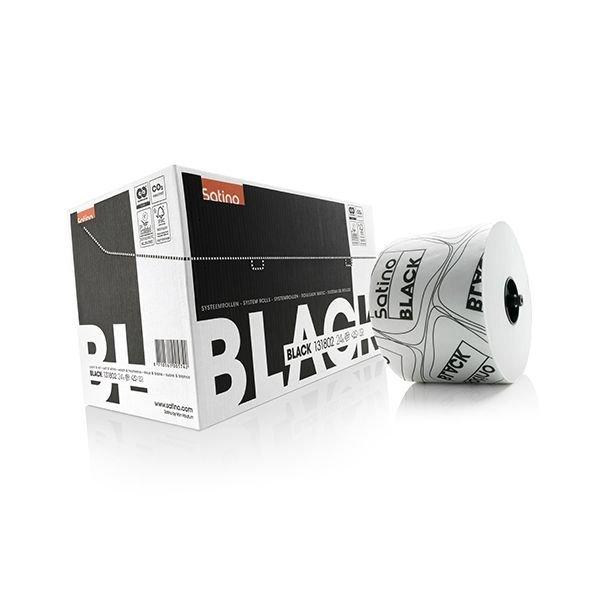 Satino black systeemrollen 9,8x138cm 131802