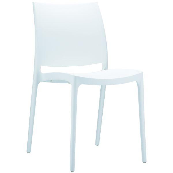 stoel maya wit 5994