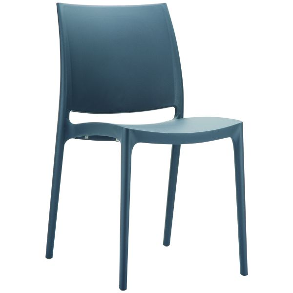 stoel maya donkergrijs 6076