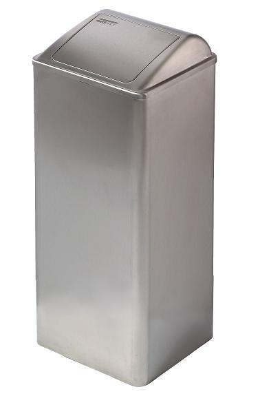 Afvalbal RVS 80 liter Mediclinics PP0080CS als hygiene belangrijk is/ snelle levertijd en top prijzen (1)