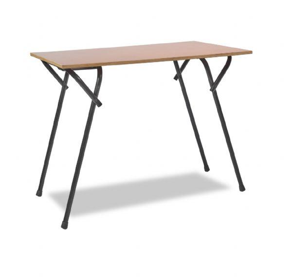 Voordelige klaptafel Flex model 1160 90x60cm in betonplex (1)