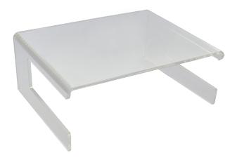 Desq acryl monitorstandaard 1537 voor bureau of werkplek (1)