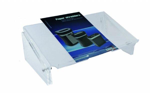 Desq acryl documenthouder a3, verstelbaar, smal model, productcode 1541 (1)