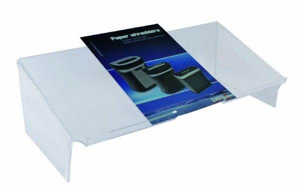 Desq acryl documenthouder a3, vaste hoogte, productcode 1543 ook als concepthouder (1)
