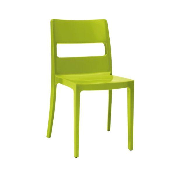 designstoel sai pistache groen