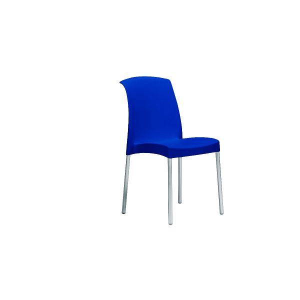 designstoel jenny blauw