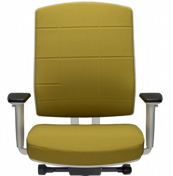 Exclusieve bureaustoel 4YOU met vlak of streeppatroon in rug | Super mooie bureau stoel (1)
