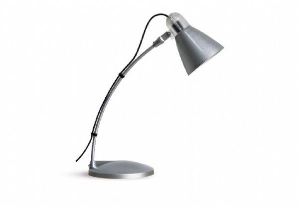 Maul spaarlamp maulflora in zilver/aluminum, 9 watt, 8230895 (1)