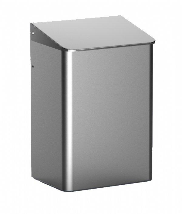 MediQo-line afvalbak 6 liter RVS MQWB6E voor een hygiënische oplossing (1)