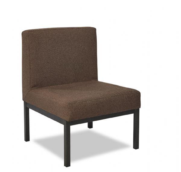Comfortabele Fauteuil SENSE 8800 zit en rug gestoffeerd (1)