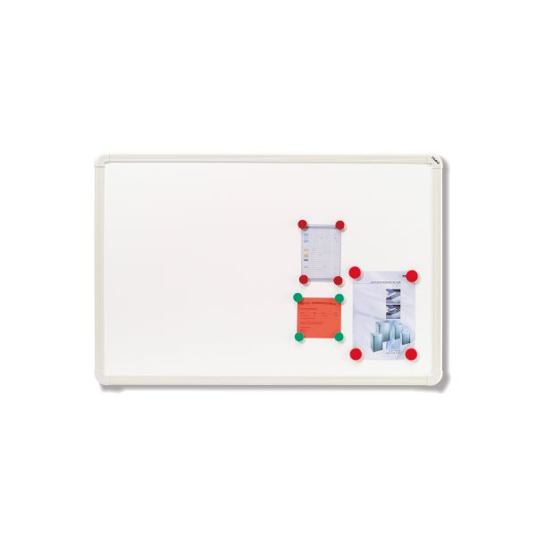 Whitebord 100x150cm slimline 95154