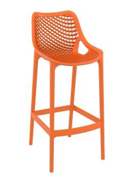 Barkruk Air oranje van Siesta kopen in Amsterdam? (1)