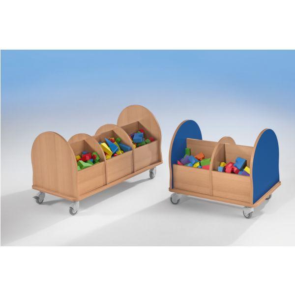 boekenwagen hbw2