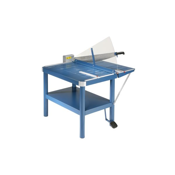 Bordschaar Dahle 580 papiersnijder A2 formaat  tafelmodel | leverbaar o.a. in Breda, Tilburg en Sittard (1)