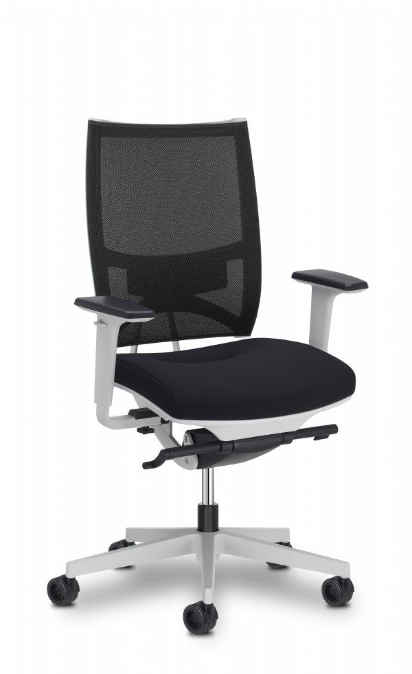 Spirit Air bureaustoel van Sitland met mesh rugbespanning voor heerlijk zitcomfort (1)
