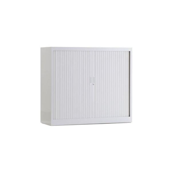 Roldeurkast 105x120cm ral 9010 chs 105-120