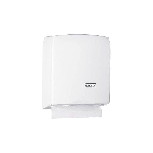 handdoekdispenser Mediclinics wit staal DT0106