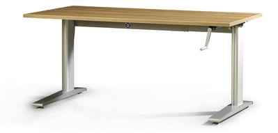 Flex 1 bureau slingermechaniek 200x80cm | scherpe prijzen en snelle levertijd (1)