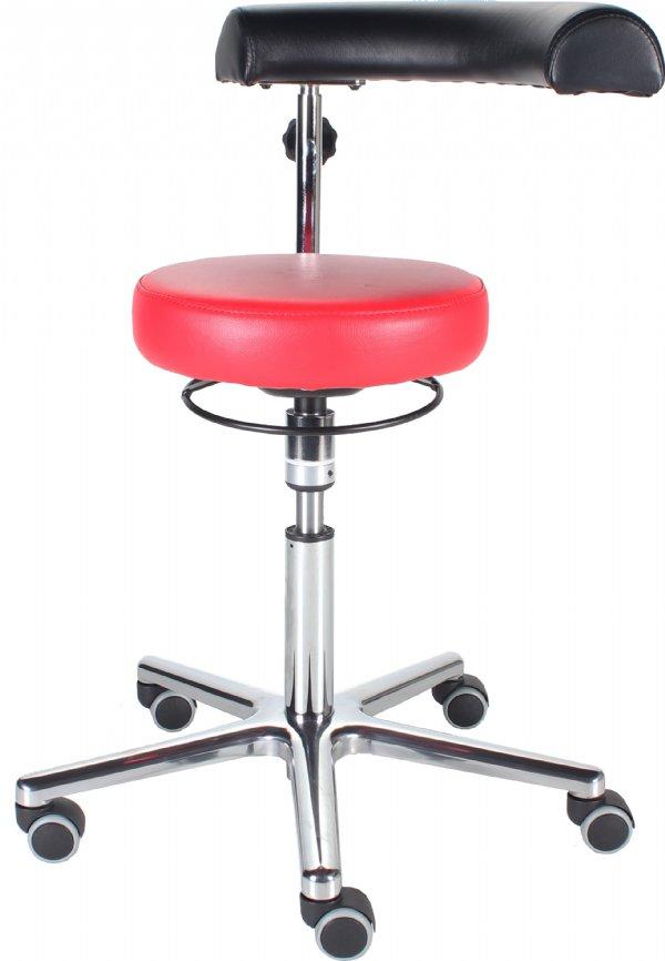 Gezondheidsstoel GZS160 met ergonomische rug en armsteun (1)