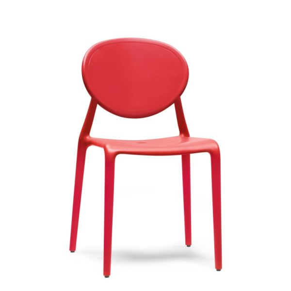 Gio chair rood SCAB 231540