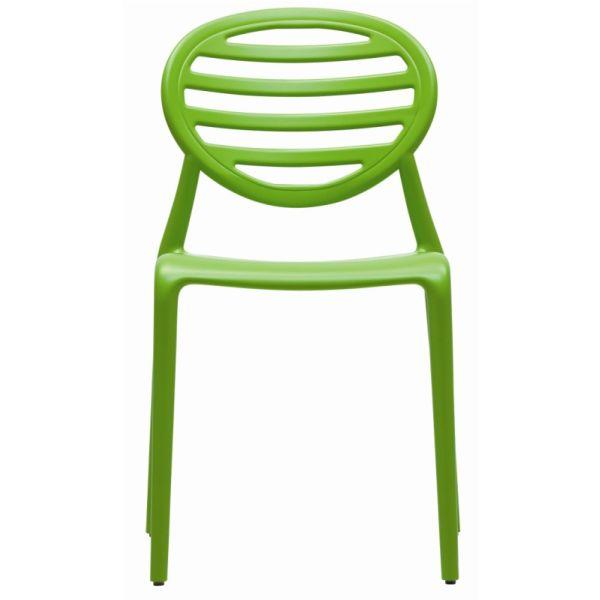 Top Gio designstoel pistache groen 231751