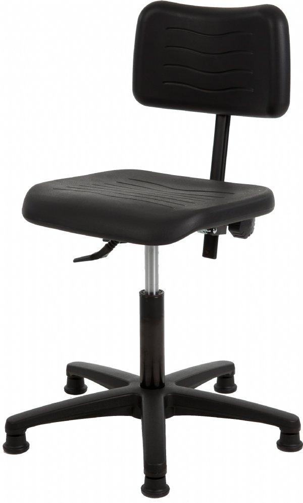 Budget Line KM160 bedrijfsstoel of werkstoel van polyurethaan | levering in Nederland en België (1)