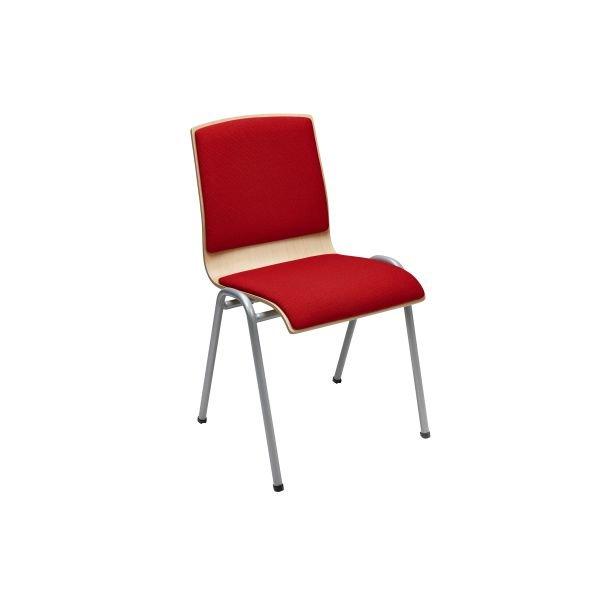 Conferentiestoel Style 4424 zitting en rug gestoffeerd