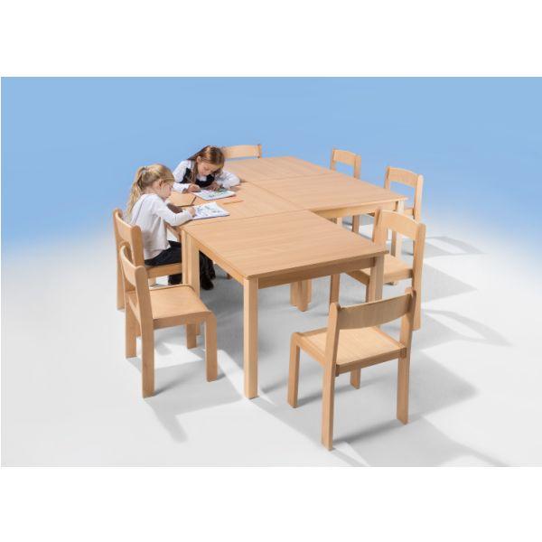 houten tafel 1