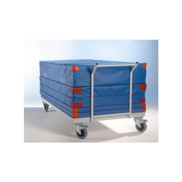 Mattenwagen voor turnmatten (1)