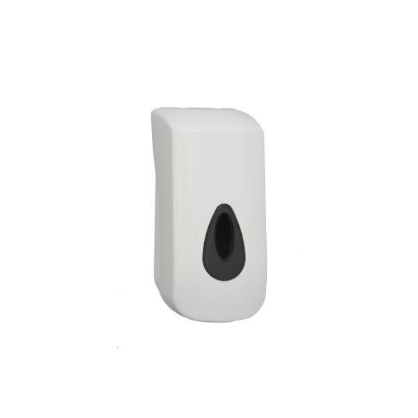 zeepdispenser PlastiQline navulbaar PQSoap4