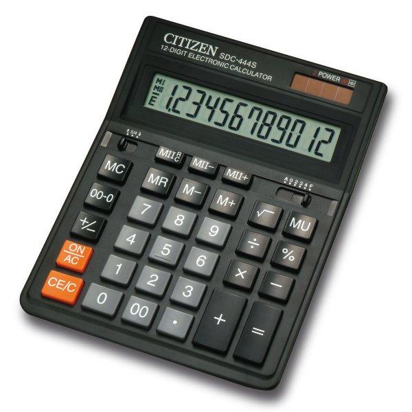Citizen bureau rekenmachine SDC444S (1)