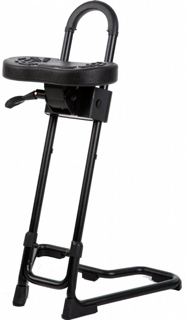 Stahulp ST 100 met PU zitting zwart | leverbaar (1)
