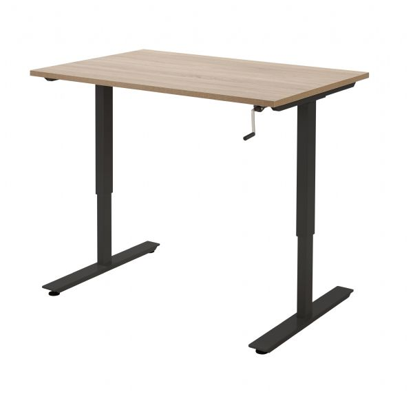 Slinger zit/statafel Ultradjust FAST afmeting vanaf 120x80cm ergonomische werkplek (1)