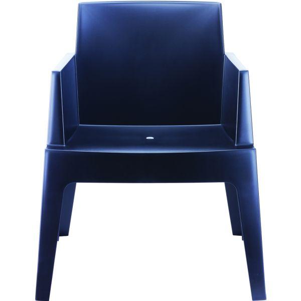 Designstoel Box zwart 1