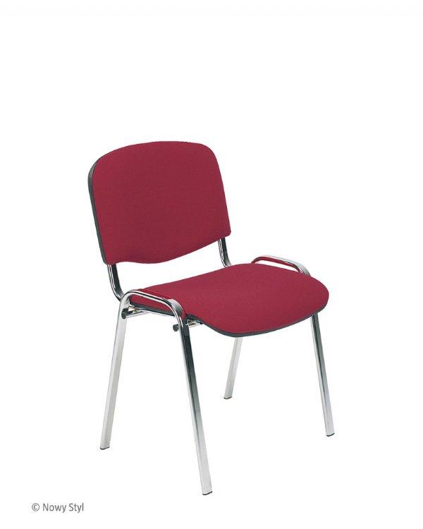 Converentiestoel ISO gestofeerd nowy styl