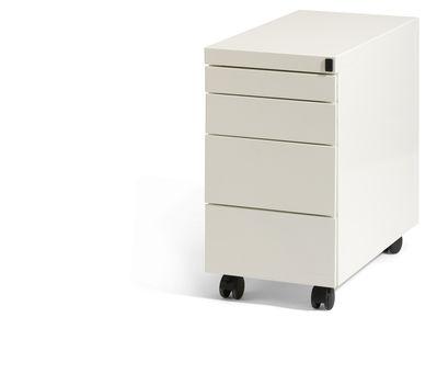 Smal ladenblok Elite ELS460 verrijdbaar model 3-laden | leverbaar in zwart, aluminium, wit en antraciet (1)