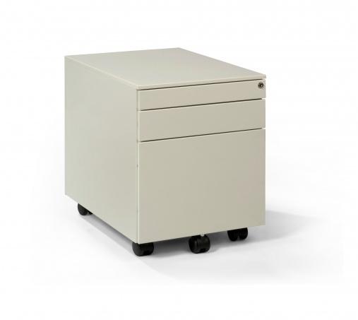Voordelige ladenblok Neutral Plus 2 + 1  met hangmaplade | snelle levertijden en scherpe prijs (1)