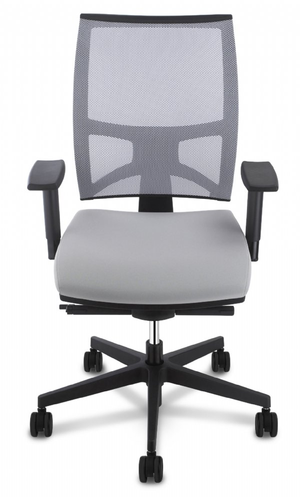Ergonomische bureaustoel Team Strike met netbespanning en leverbaar in vele kleuren (1)