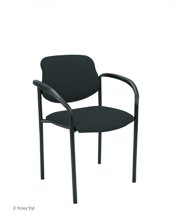 bezoekersstoel Styl met armleggers nowystyl